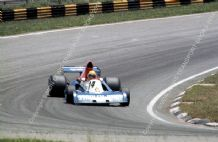 BRM P201 Mike Wilds Brazil GP 1975